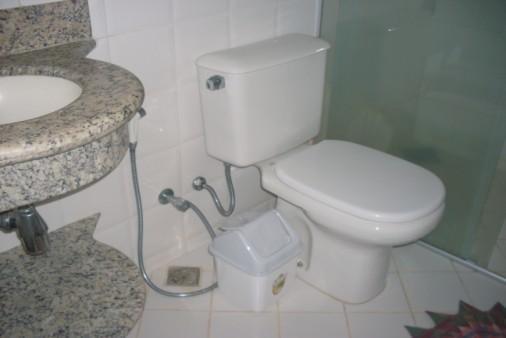 Banheiro da suíte.